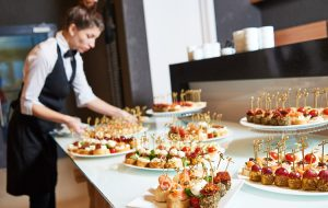 How to find a Caterer